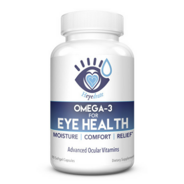 Eye Love Omega 3 for Eye Health