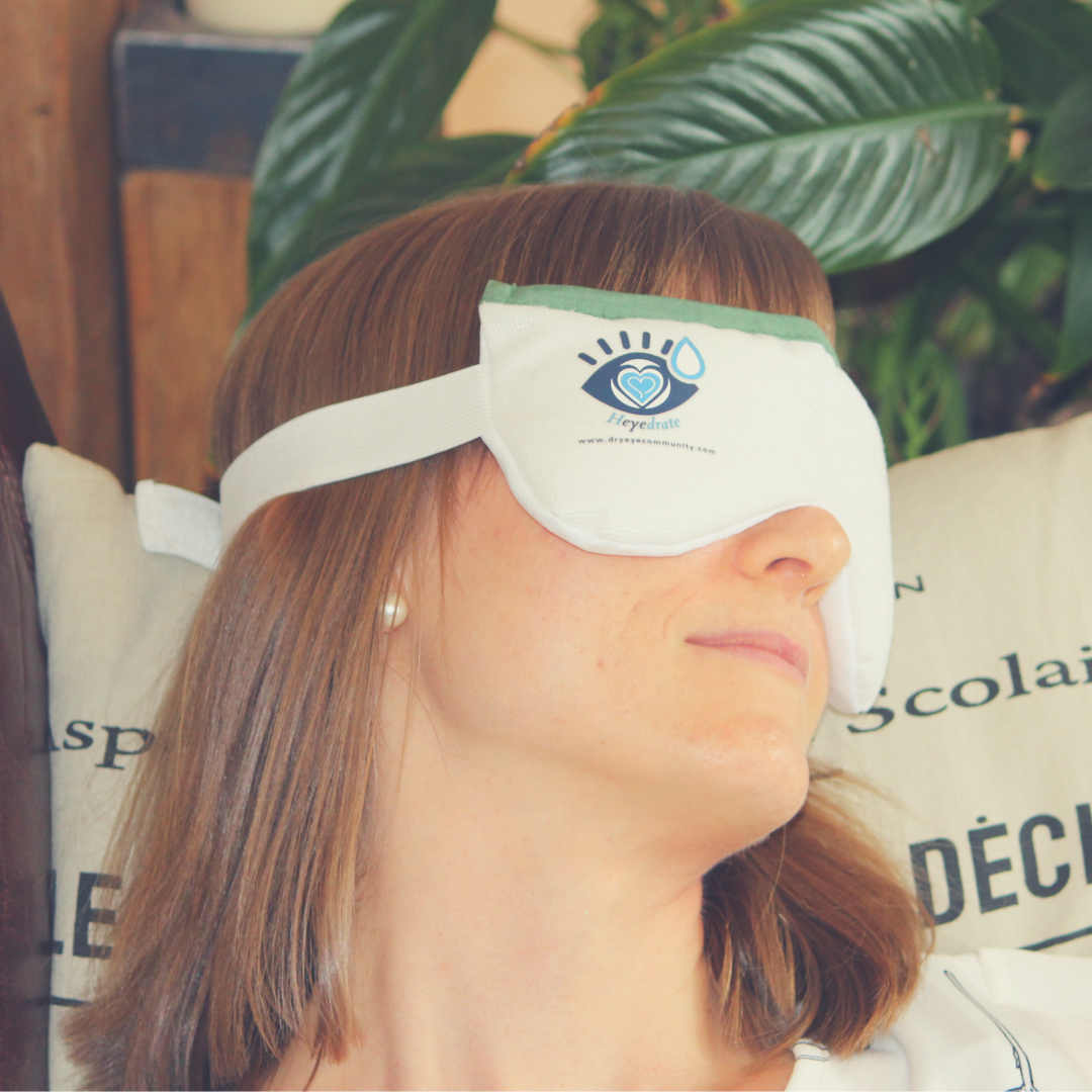 Eye Mask Warm Compress