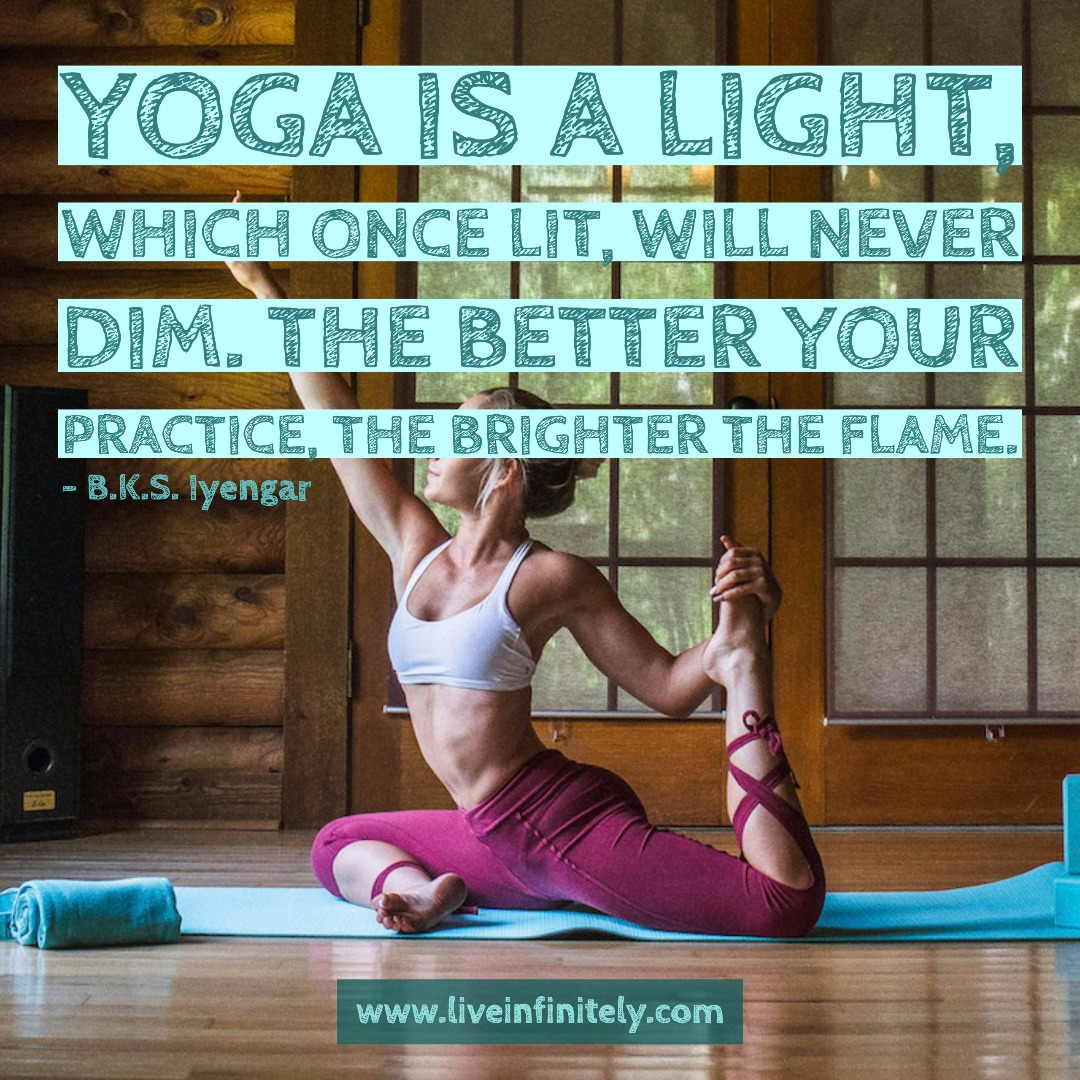9 Inspirational Yoga Quotes To Remind You of Yoga's Power ...