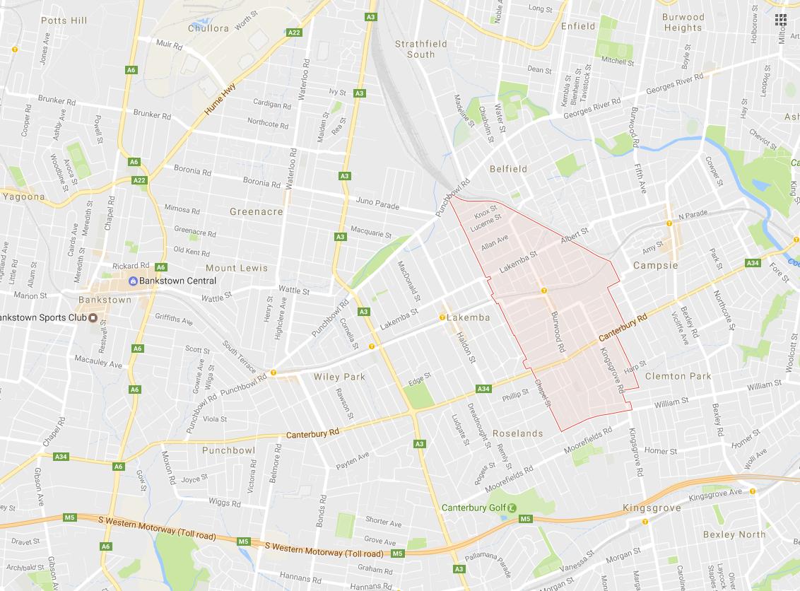 Clothesline Belmore 2192 NSW