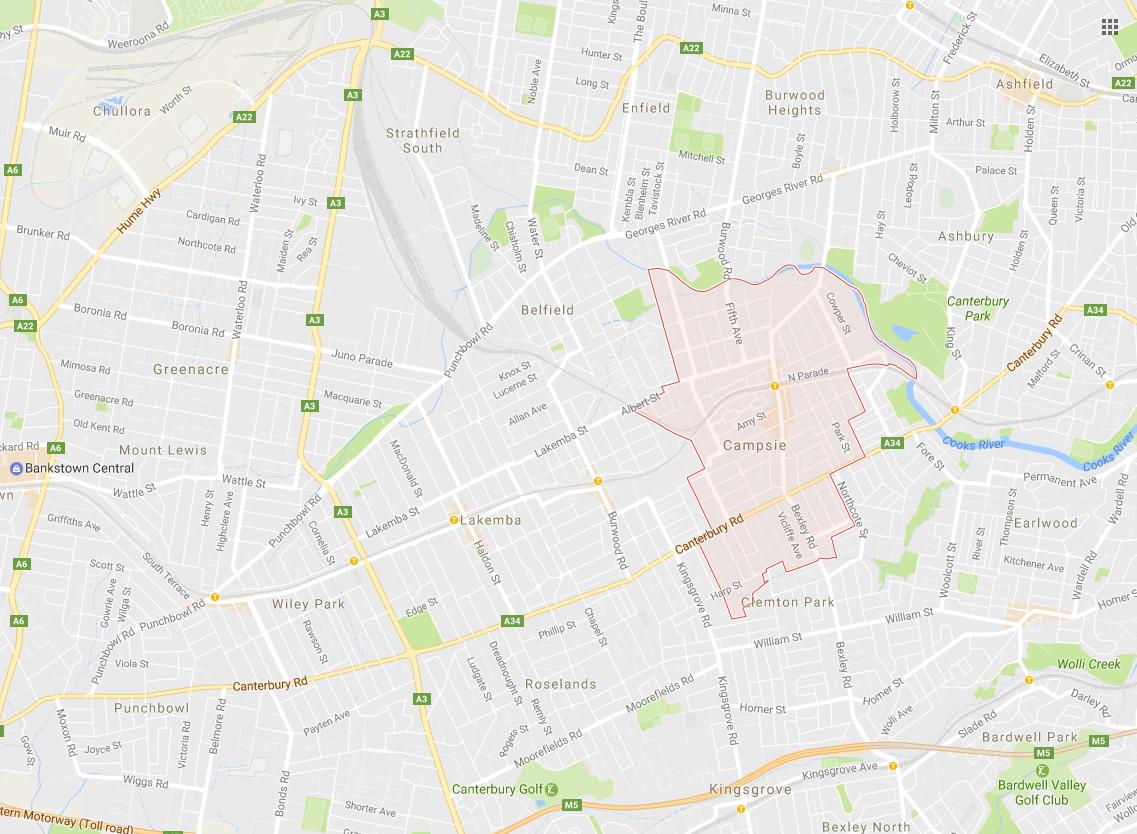 Clothesline Campsie 2194 NSW