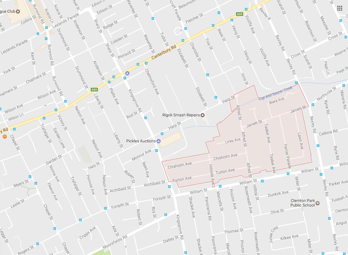 Clotheslines Clemton Park 2206 NSW