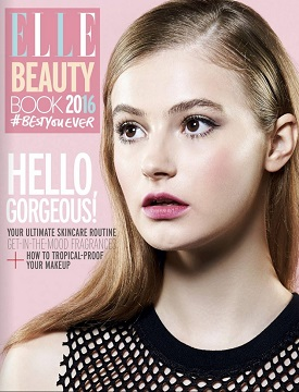 Elle 2016 Beauty Book
