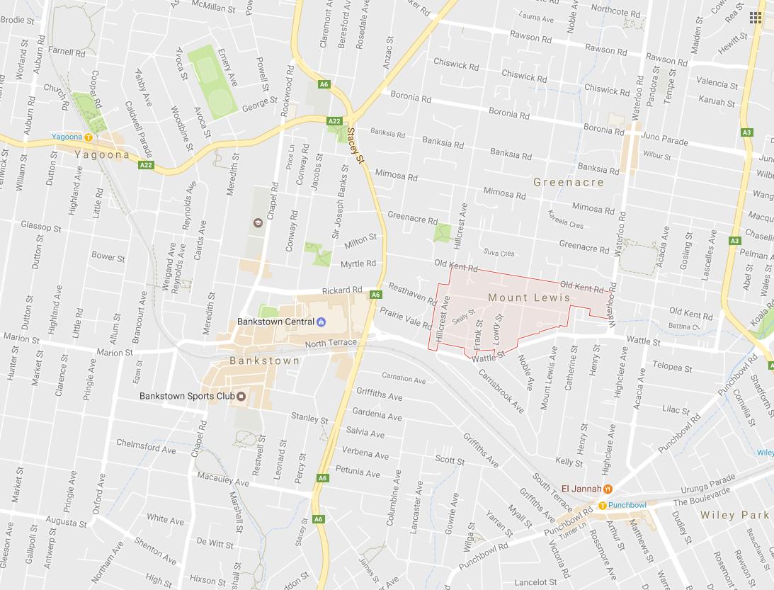 Clothesline Mount Lewis 2200 NSW