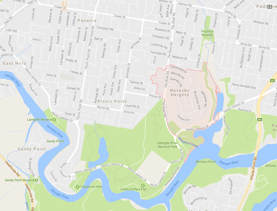 Clothesline Installation Revesby Heights 2212 NSW