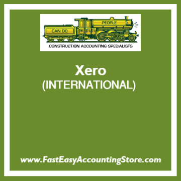 Xero For International Contractors
