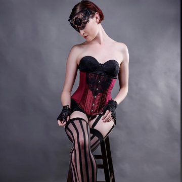 Newly developed shape wear corsets for corporate women