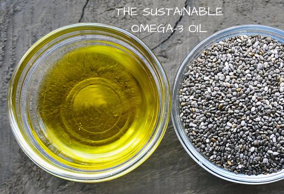 Organic Chia Oil