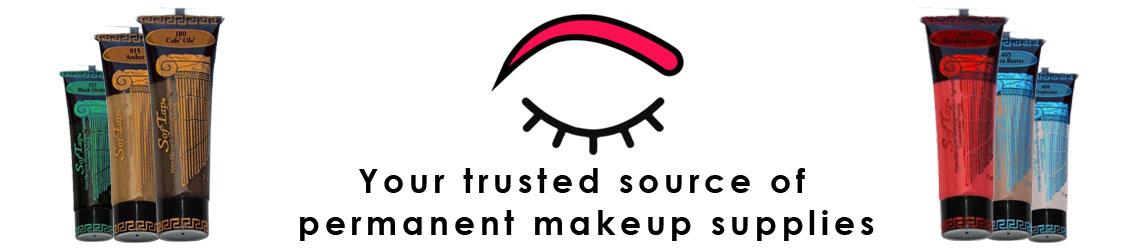 permanent makeup supplies