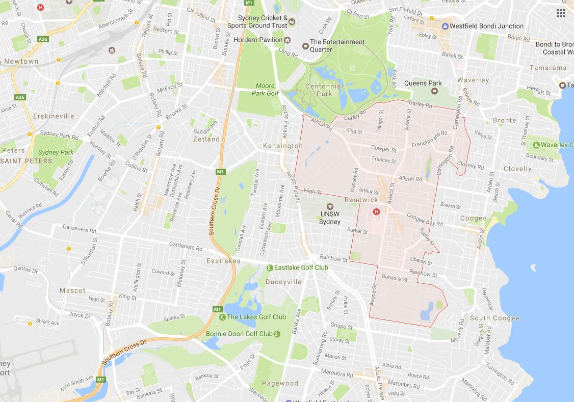 Clotheslines Randwick 2031 NSW