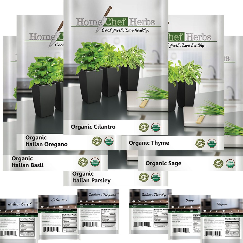 Home Chef Herbs Culinary Collection