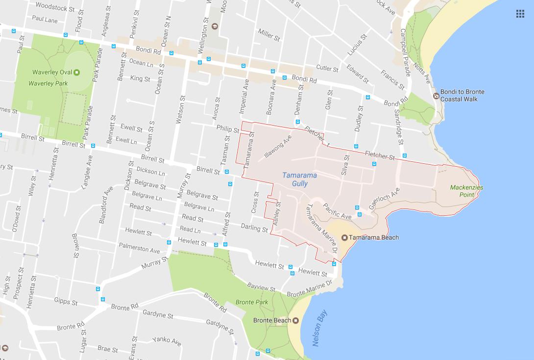 Clotheslines Tamarama 2026 NSW