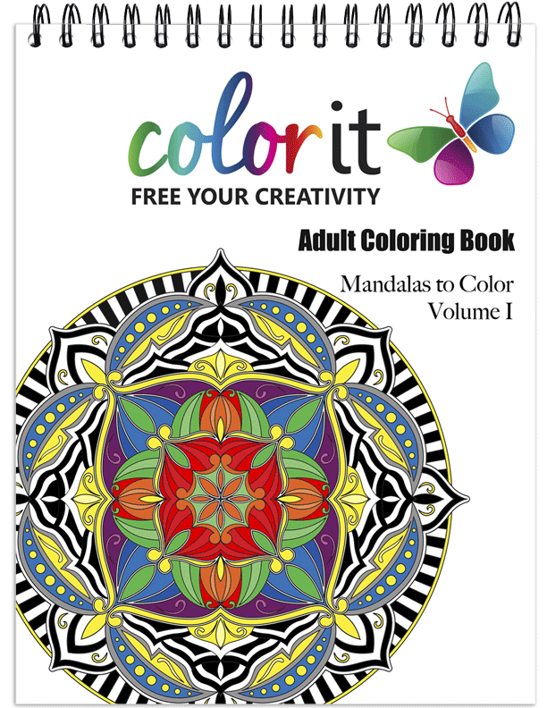 Introducing Mandalas To Color