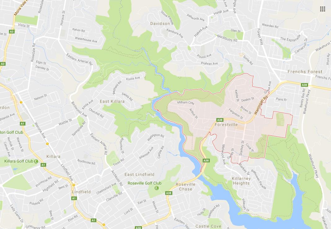 Clotheslines Forestville 2087 NSW