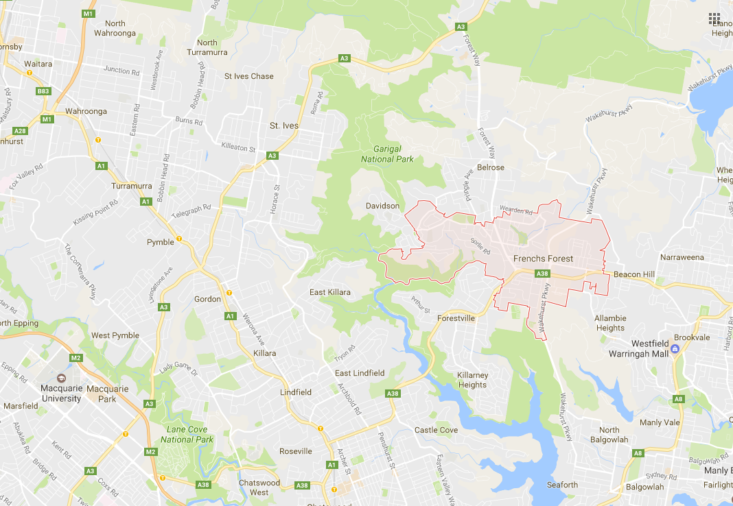 Clothesline Installation Frenchs Forest 2086 NSW