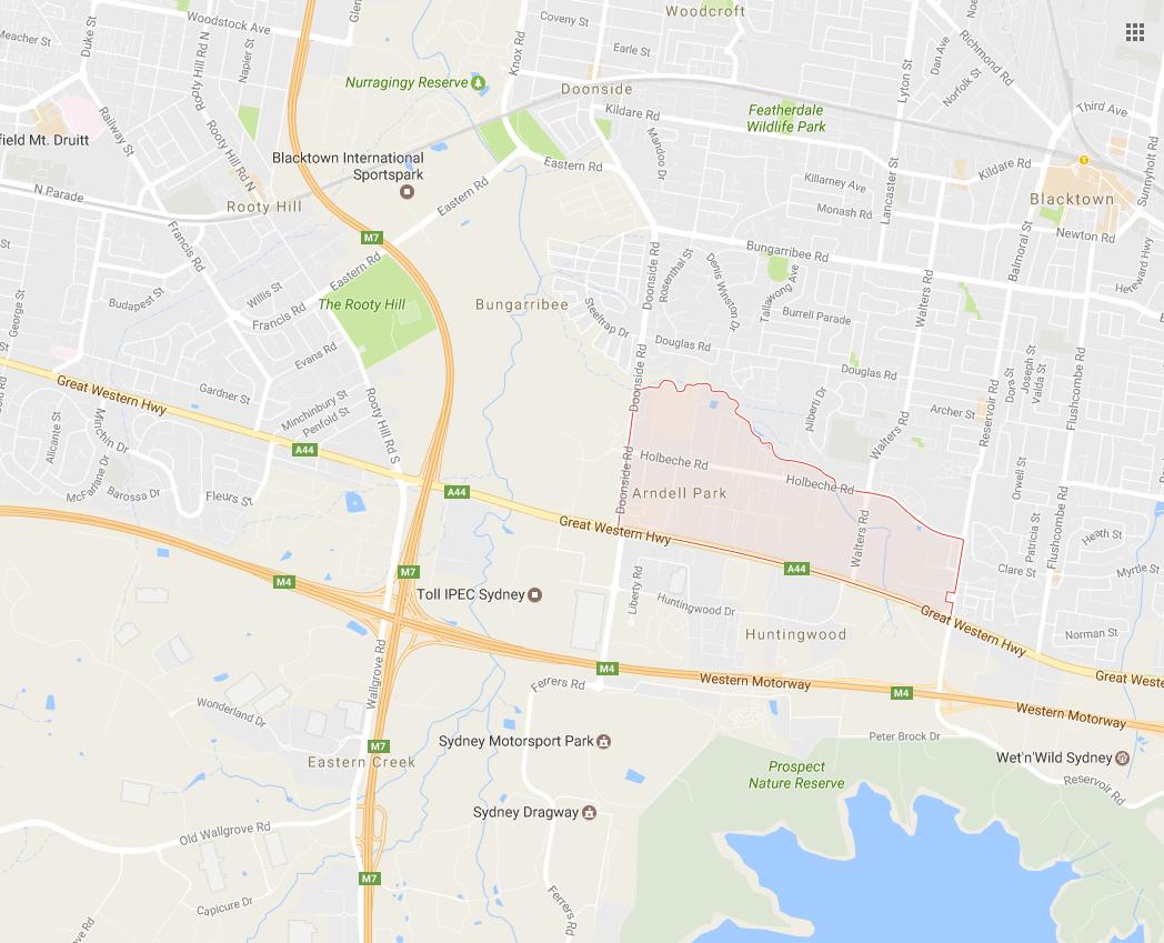 Clothesline Arndell Park 2148 NSW