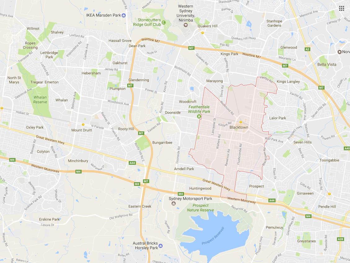 Clothesline Blacktown 2148 NSW