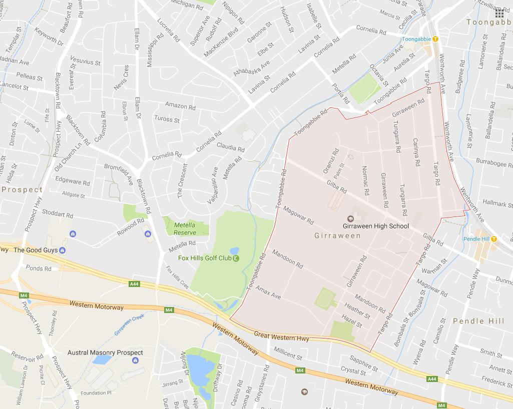 Clothesline Girraween 2145 NSW