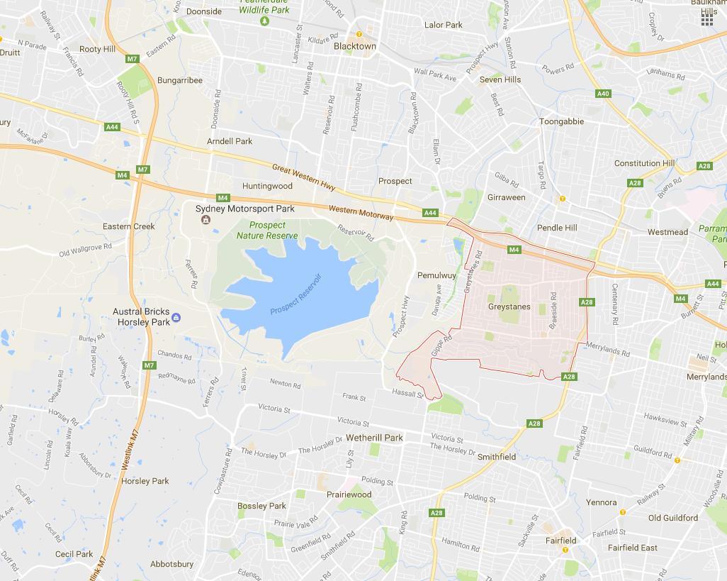 Clothesline Greystanes 2145 NSW
