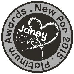 Janey loves - Platinum Awards