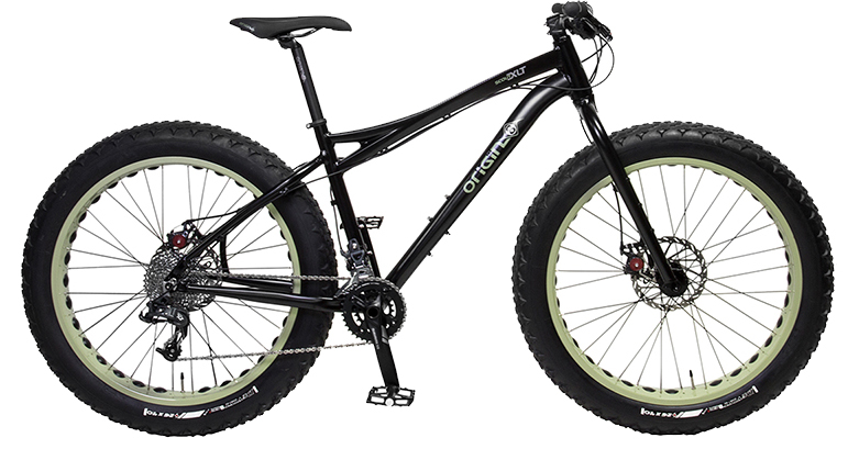 "Origin8 XLT Scout Fat Bike 26"" MTB NEW"