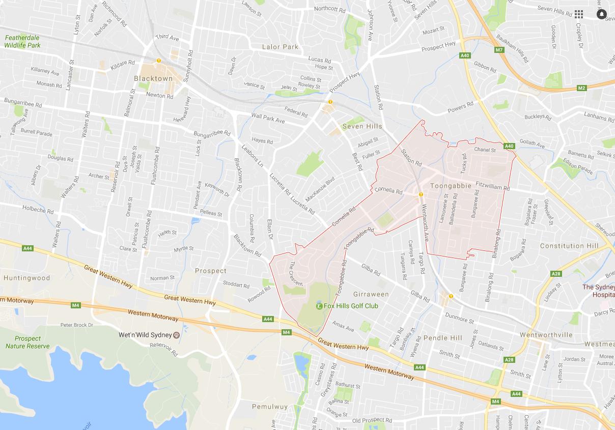 Clothesline Installation Toongabbie 2146 NSW
