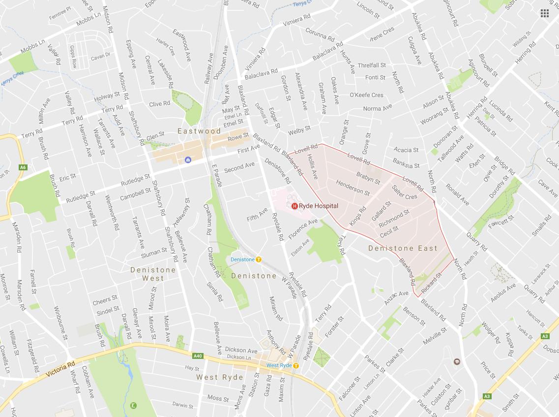 Clothesline Denistone East 2112 NSW