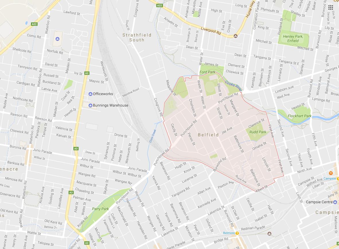Clotheslines Belfield 2191 NSW