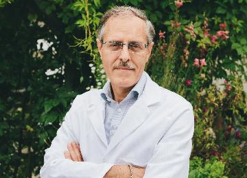 Dr. Spiezia - Co-founder and formulator
