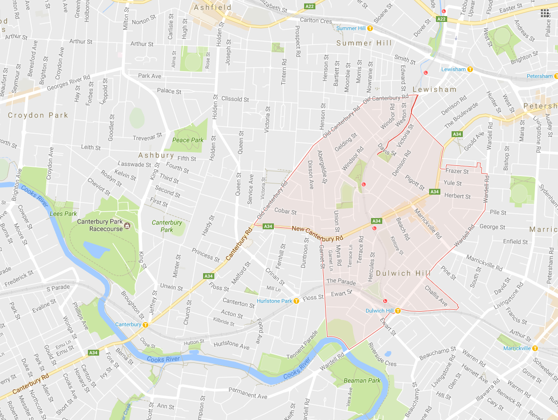 Clothesline Dulwich Hill 2203
