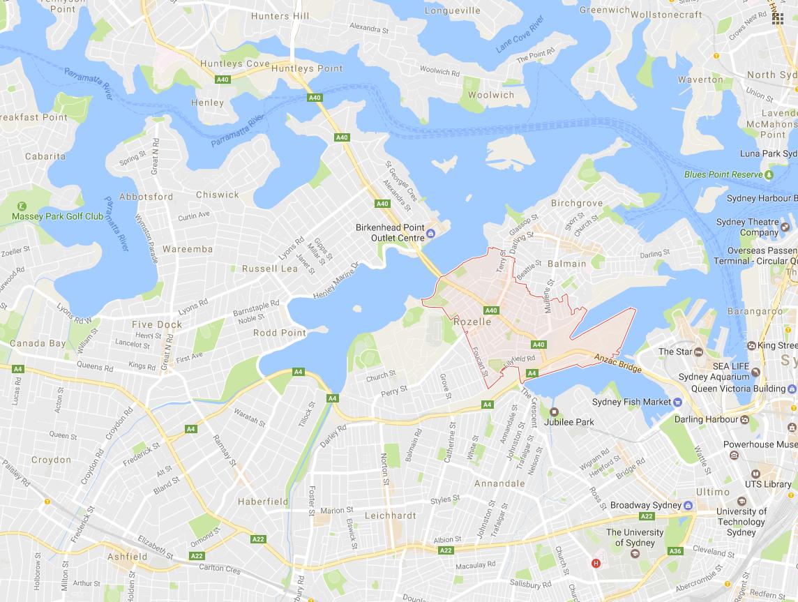 Clothesline Rozelle 2039 NSW