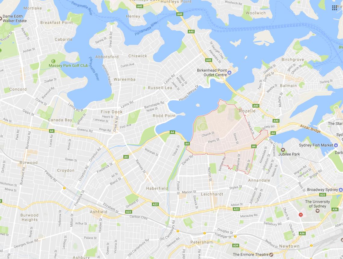 Clothesline Lilyfield 2040 NSW