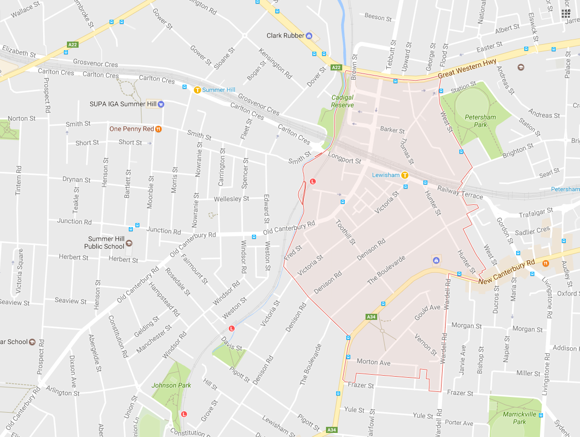 Clothesline Lewisham 2049 NSW