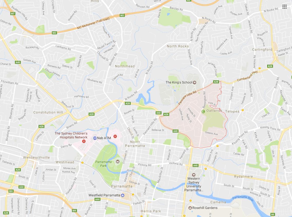 Clothesline Installation Oatlands 2117 NSW