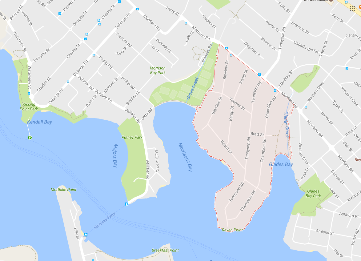 Clothesline Tennyson Point NSW