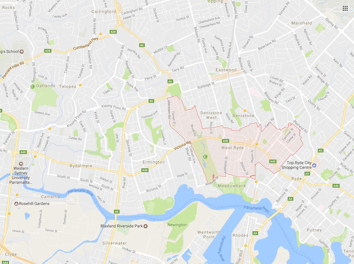 Clothesline West Ryde 2114 NSW