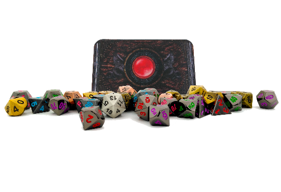 Dungeons and Dragons gift