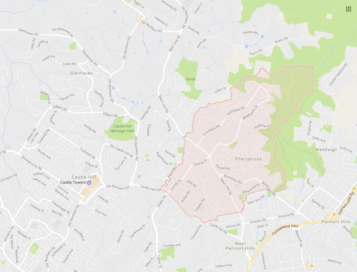 Clothesline Cherrybrook 2126 NSW