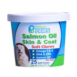 Salmon Oil Treats