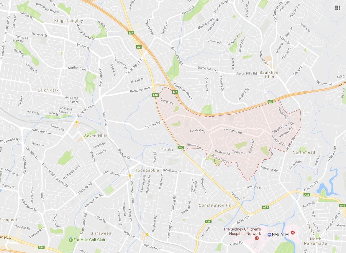 Clotheslines Winston Hills 2153 NSW