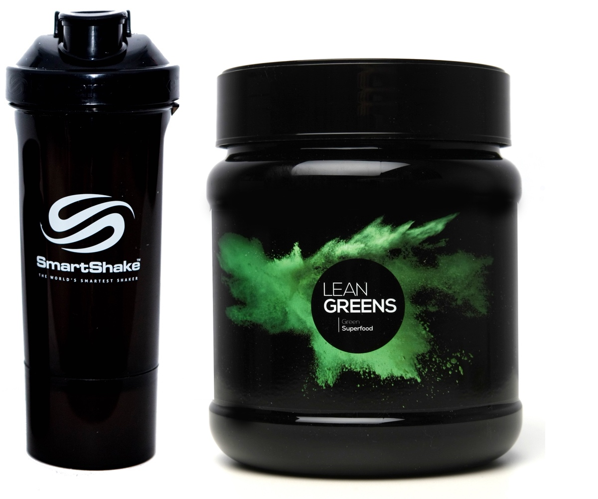 Lean Greens Starter Pack