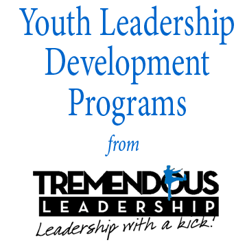 4-Legged Leadership Youth Development Programs from Tremendous Leadership