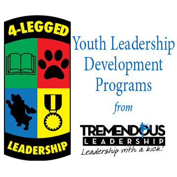 4-Legged Leadership Youth Leadership Development Programs - Tremendous Leadership