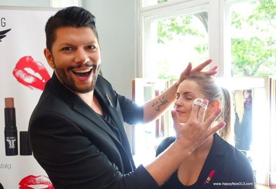 NICK ASSFALG Profi Makeup Artist