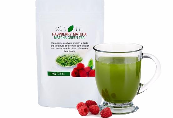 raspberry-matcha-green-tea-organic-japanese-sweet-powder