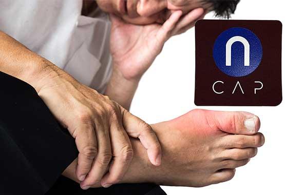 nCAP Gout Pain Relief