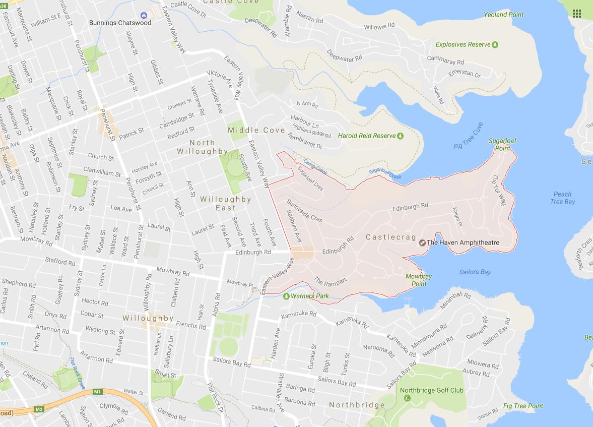 Clotheslines Castlecrag 2068 NSW