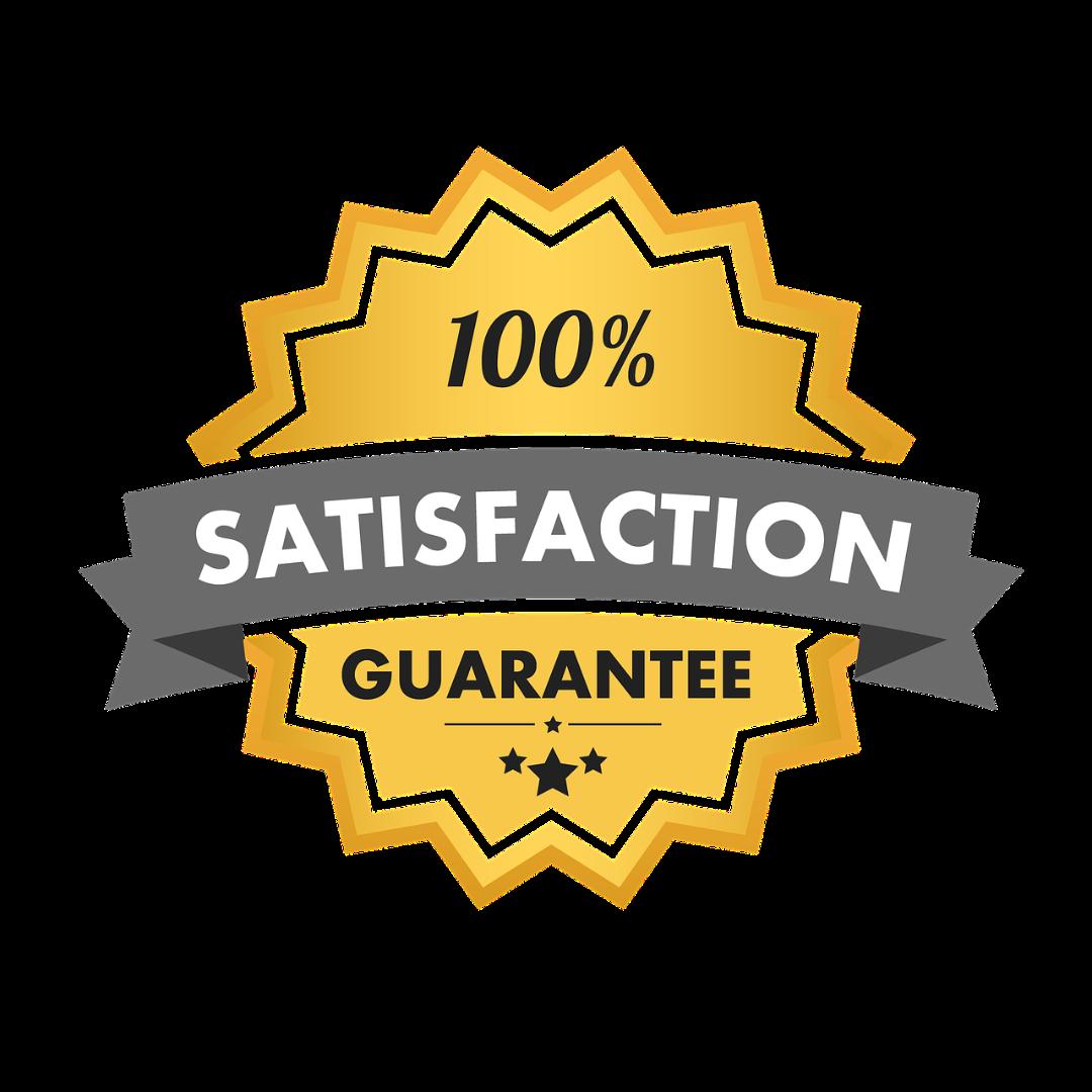 Smart Earth Bar and Chain Oil Satisfaction Guarantee Image
