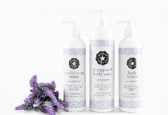 Baja Baby Lavender Gift Set