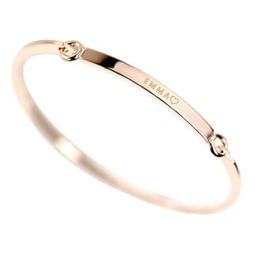 Petra Personalized Engraved Bracelet